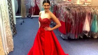 Mac DUGGAL Pageant Dresses At Glitterati Pageant Superstore