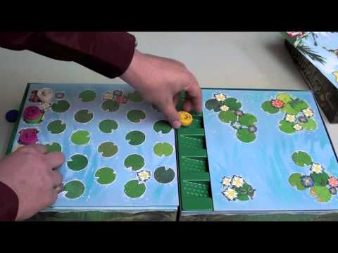 Dice Tower Reviews: Water Lily