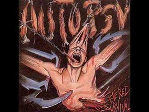 Autopsy - Charred Remains