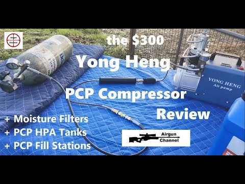 Yong Heng PCP Compressor Review (Affordable PCP) +   Youtube