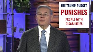 Menendez & Other Senators Speak Out on Trump Administration