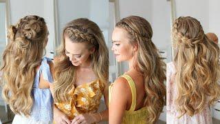 5 Half Up Dutch Braid Hairstyles | Missy Sue