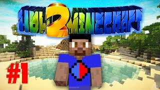 Minecraft SMP: HOW TO MINECRAFT S2 #1 'A NEW WORLD!' with Vikkstar