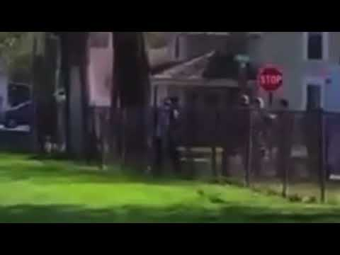 WTF: Cops Hit Suicidal Man With Chair Then Shoots Him