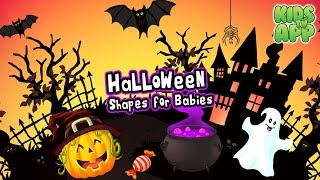 Halloween Games for Toddlers and Babies (McPeppergames UG) - Best App For Kids