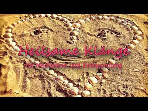 Heilsame Klänge mit Koshi Klangspiel und Rainstick,  - Chakra Healing, Herz Chakra, Sacral Chakra