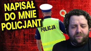 Dostałem List od Policjanta – Ujawnił Prawdę o Mandatach za Brak Maseczki – Analiza Komentator Bank