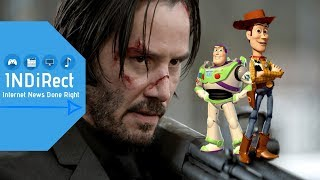 Keanu Reeves Will Voice in Toy Story 4 - INDiRect News