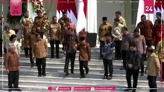 رئيس إندونيسيا يُشكّل حكومته ومنافسه يشغل منصب وزير الدفاع