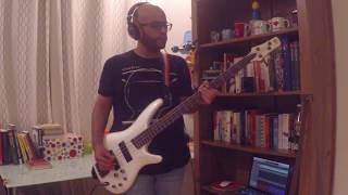 Slowdive - Sugar for the Pill (Guitar & Bass Cover)