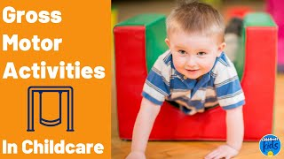 Indoor Gross Motor Ideas For Infants And Toddlers