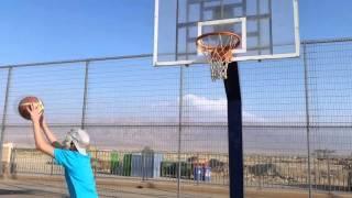 קרב תרגילים בכדורסל נדיר