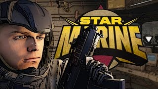 STAR CITIZEN - STAR MARINE [Gameplay FR]