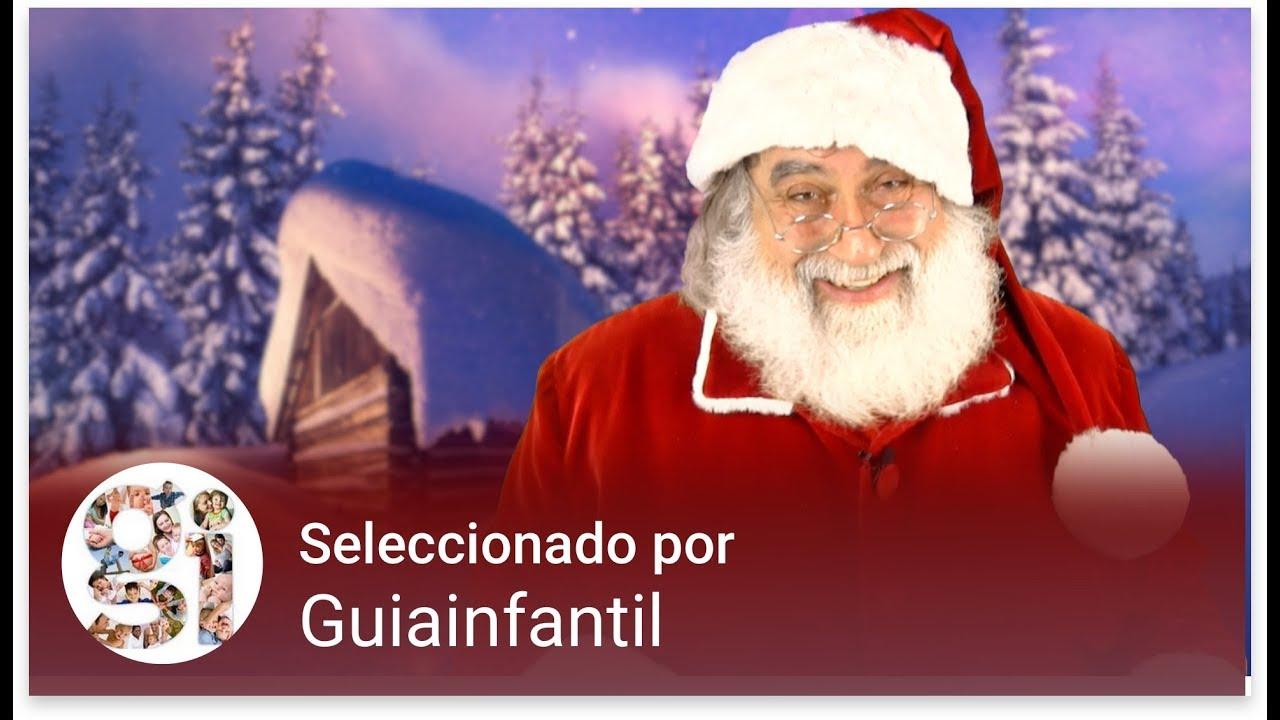 El mensaje secreto de Papá Noel para tu hijo | Mensaje Navideño de Santa Claus a los niños