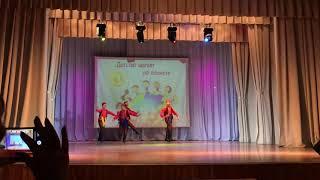 Татарский танец Жыен