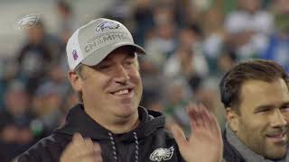 Philadelphia Eagles: Judy Battista Break Down The Super Bowl