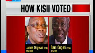 Kivumbi2017: Battle for Kisii vote