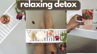 DETOX BATH DIY