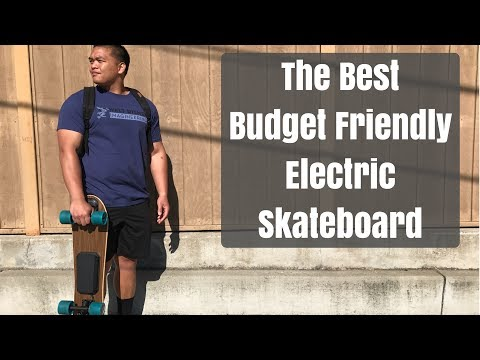 Huger Tech Classic Electric Skateboard Review – This Is The Board You're Looking For!