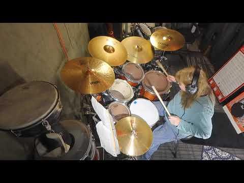 Drum Set Jam !!