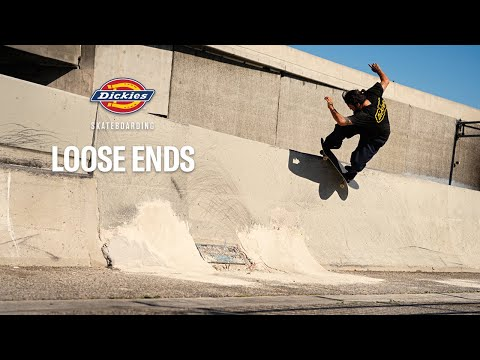 """Image for video Dickies' """"Loose Ends"""" Video"""