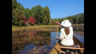 11-Day Crown Land Canoe Trip to Island Lake & Barrens Conservation Reserve (Part 1)