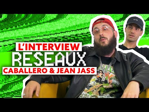 Caballero & Jeanjass Interview Réseaux : OhMonDieuSalva tu follow ? Niska tu stream ? sur Coach Fitness