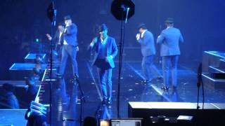 Backstreet Boys - All I Have to Give, Auckland Vector Arena 2015