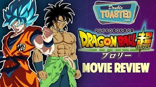 DRAGON BALL SUPER BROLY MOVIE REVIEW BY A NON-FAN