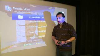 Der HUMAX HD Fox + SAT Receiver mit Streaming Funktion