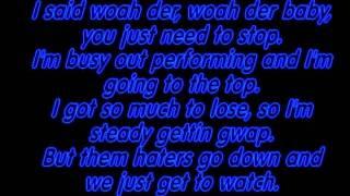 Ladies Love Me - Chris Brown (feat. Justin Bieber) [Lyrics on Screen]