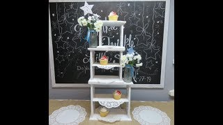 Baby Shower Series Project 2: Cupcake Tower Stand