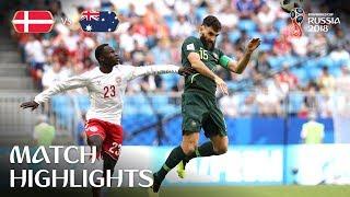 Denmark v Australia - 2018 FIFA World Cup Russia™ - Match 22