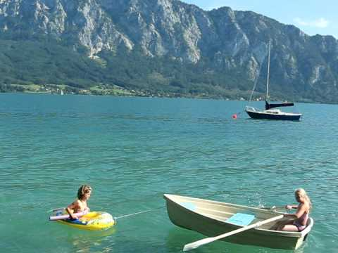 Margarethengut -  Badestrand am Attersee