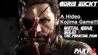 Lets Play Mgs5 The Phantom Pain German Part 2 Phantomglieder