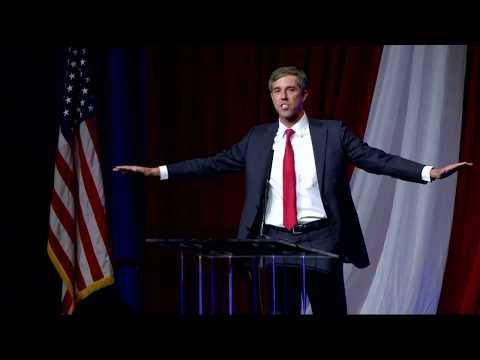 Sample video for Beto O'Rourke