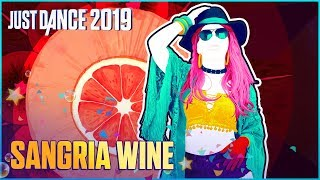 Just Dance 2019: Sangria Wine By Pharrell Williams X Camila Cabello   Track Gameplay Us