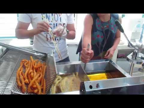 Long Potato Fries Maker