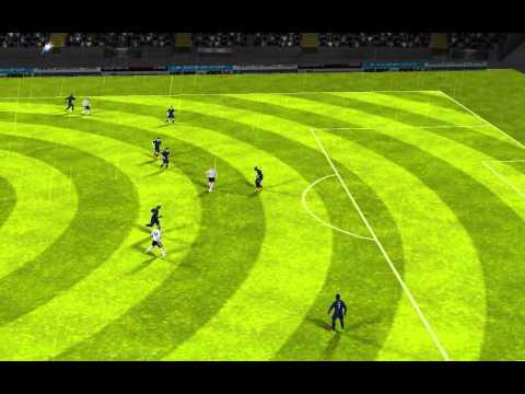 FIFA 15 PSP DEMO GAMEPLAY