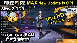 Free Fire Max New Update 😱 | Free Fire New Event | Gyan Gaming 🔥 | Free Fire New Events 2021