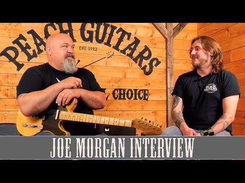 Joe Morgan Interview - Morgan Amplification
