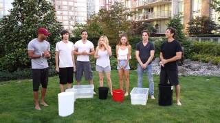 Cast- Ice Bucket Challenge