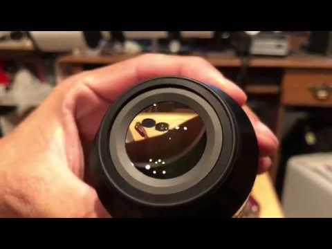 Explore Scientific 68 Degree Ar WP Eyepiece 28mm 2 inch unboxing.