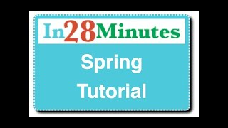 Spring Tutorial For Beginners - using Maven and Eclipse