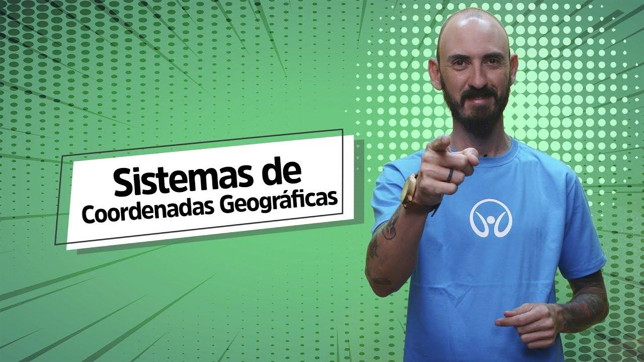 Cartografia: Sistemas de Coordenadas Geográficas