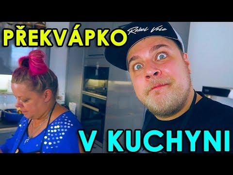 PŘEKVÁPKO V KUCHYNI - WEEK #168