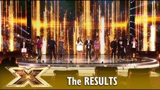 The Results Live Shows Week 5 | The X Factor UK 2018