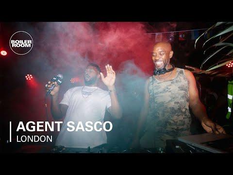 Agent Sasco | London: Carnival Warm Up