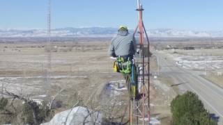 Antenna Tower Climb