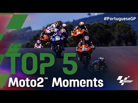 Moto2 2021 第3戦ポルトガルGP 決勝ハイライト動画